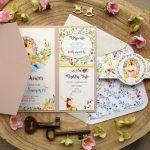 Unique Baby shower Invitation Cards