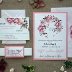 Floral Garden Wedding Invitations