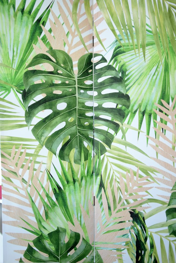 Lovely greenery pattern
